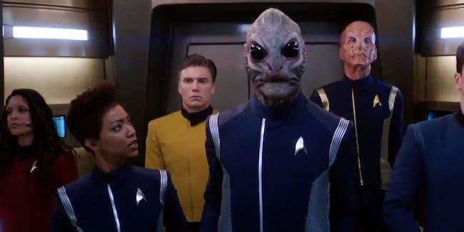 'Star Trek: Discovery' season 2 is going to be way funnier than season 1.
