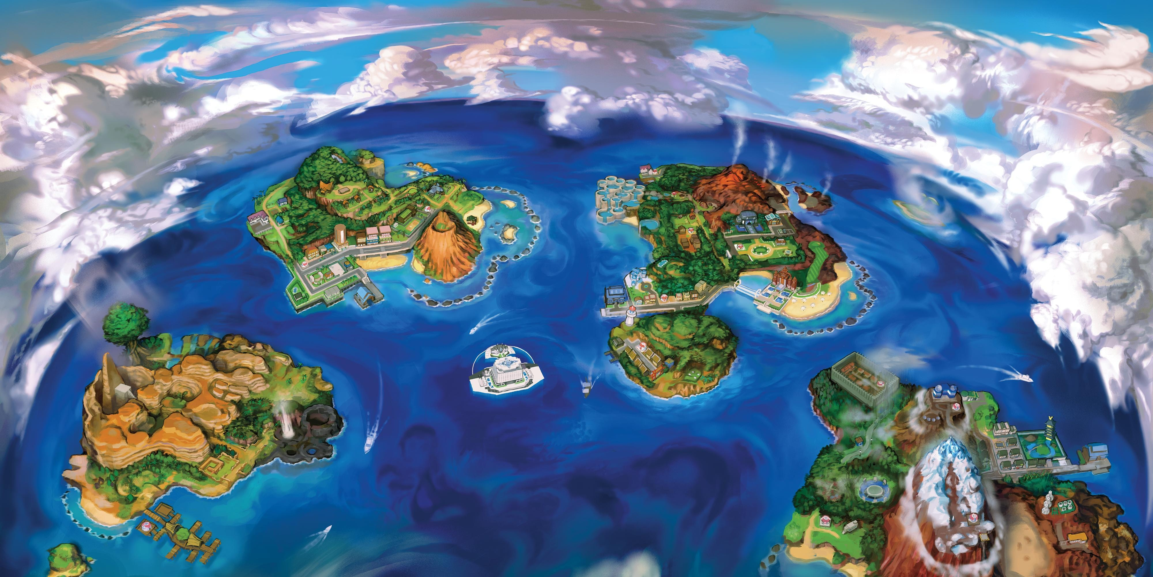 'Pokemon Sun' and 'Moon' Finally Make the Series a JRPG