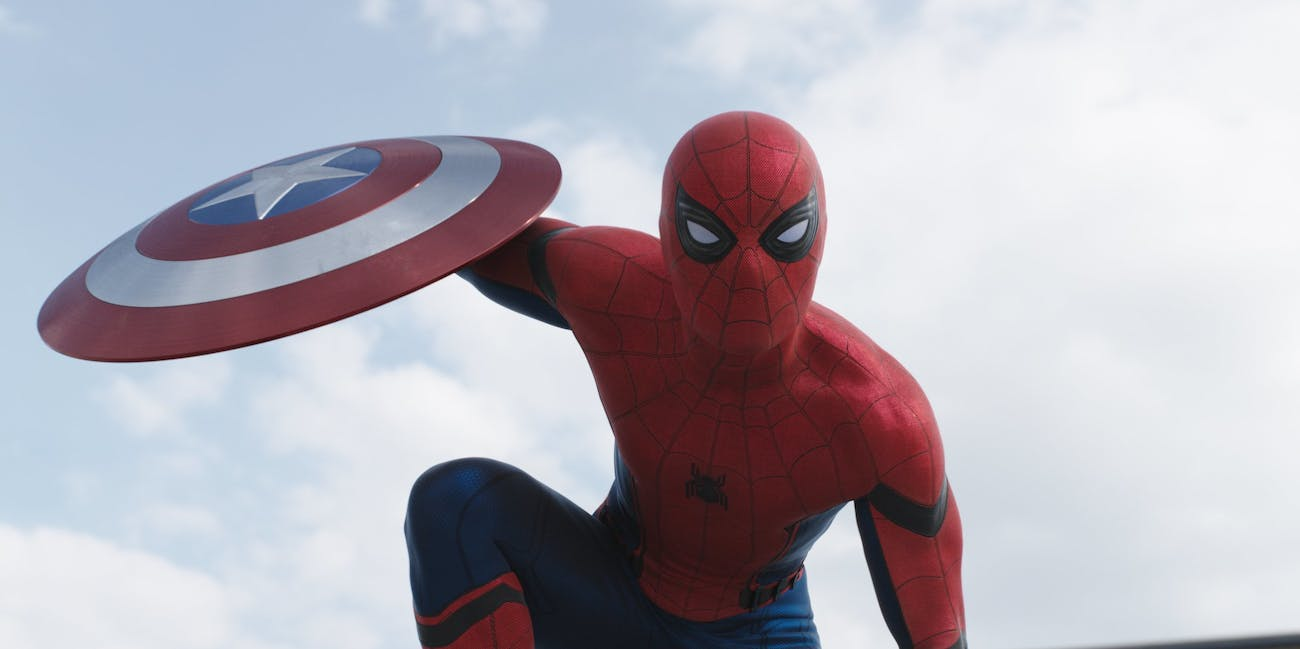 Spider-Man 2017 Civil War far from home spoilers