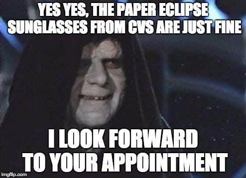 The 21 Best Solar Eclipse Memes Inverse