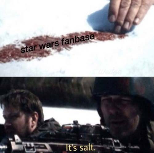 28 Star Wars Memes To Explain Our Feelings About The Last Jedi