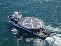 go searcher spacex recovery vessel