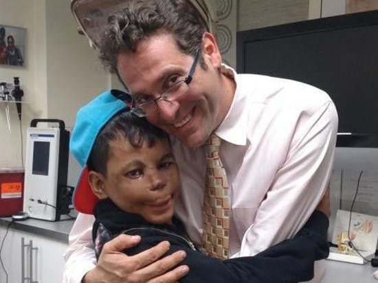 A Kid Named Dallan Jennet Is the First Person to Get a 3D-Printed Nose in the U.S.