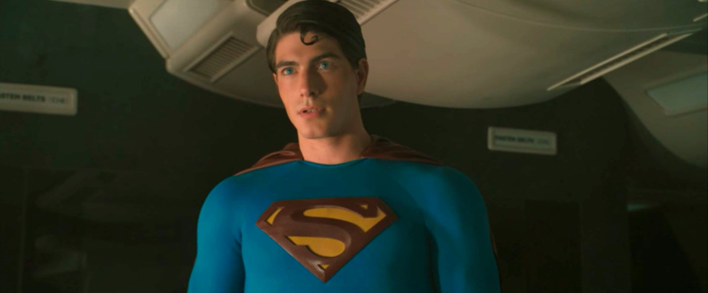 Tom Welling, OMG: Tom Welling is reprising his role as 'Superman'