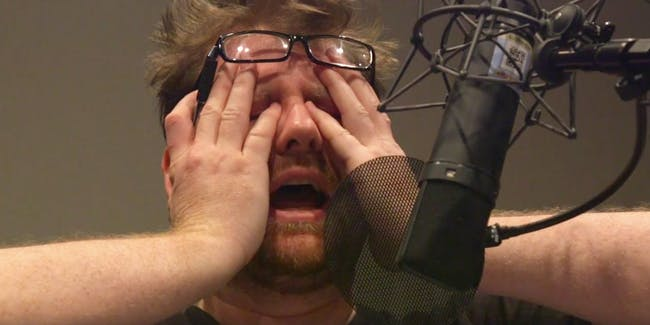 Turns out, Justin Roiland can't drink much more than four or five shots before recording Rick's voice