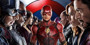 DC should look to 'Captain America: Civil War' to get inspiration for the upcoming 'Flash' movie.