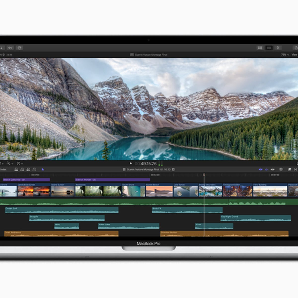 Apple's new MacBook Pro finally fixes the keyboard