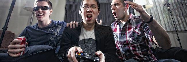 penis sex ejaculation gamers