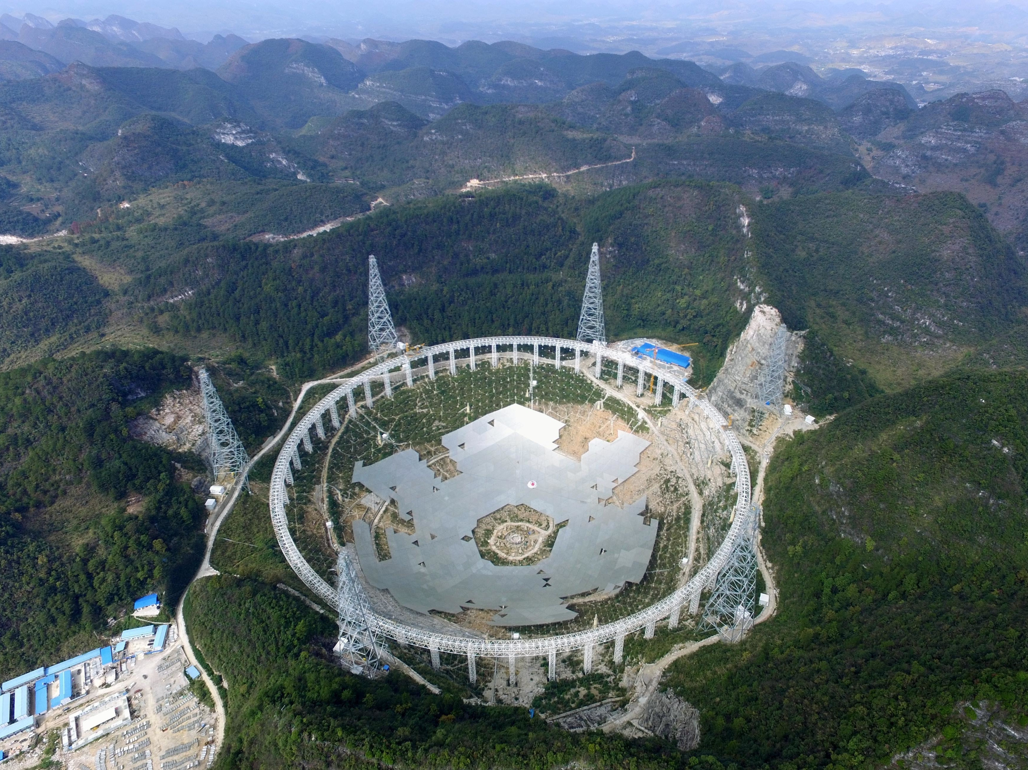Breakthrough Initiatives Enlists China in Hunt for Aliens