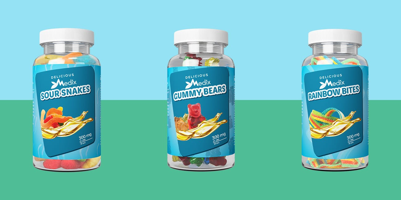 These Gummy Bears Just Want to Help You Relax | Inverse
