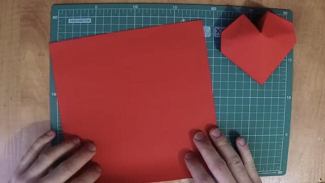 Watch And Learn How To Make 3d Origami Hearts For Valentines Day
