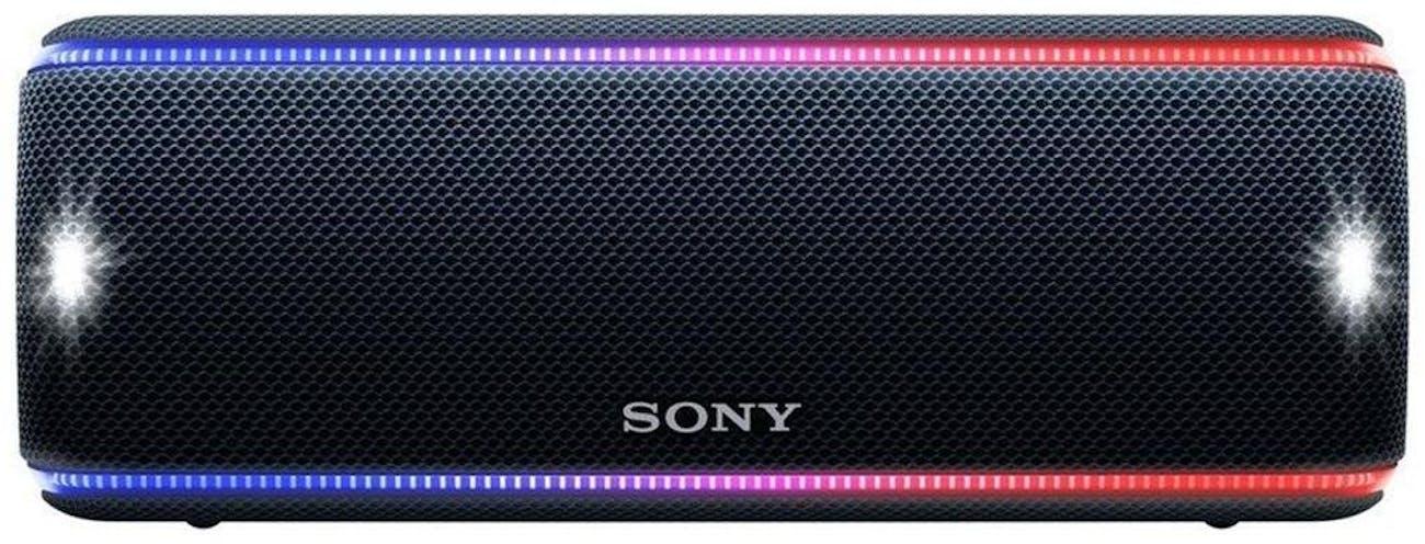 Sony SRS-XB31 Portable Wireless Bluetooth Speaker, Black (SRSXB31/B)