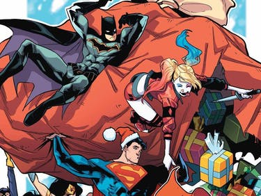 DC Comics Launches Rebirth Collected Editions for the Holidays