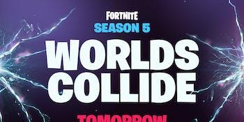 'Fortnite' Worlds Collide