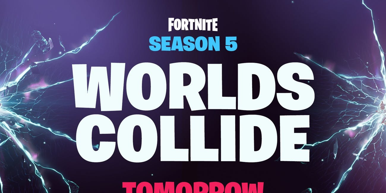 'Fortnite' Worlds Collide