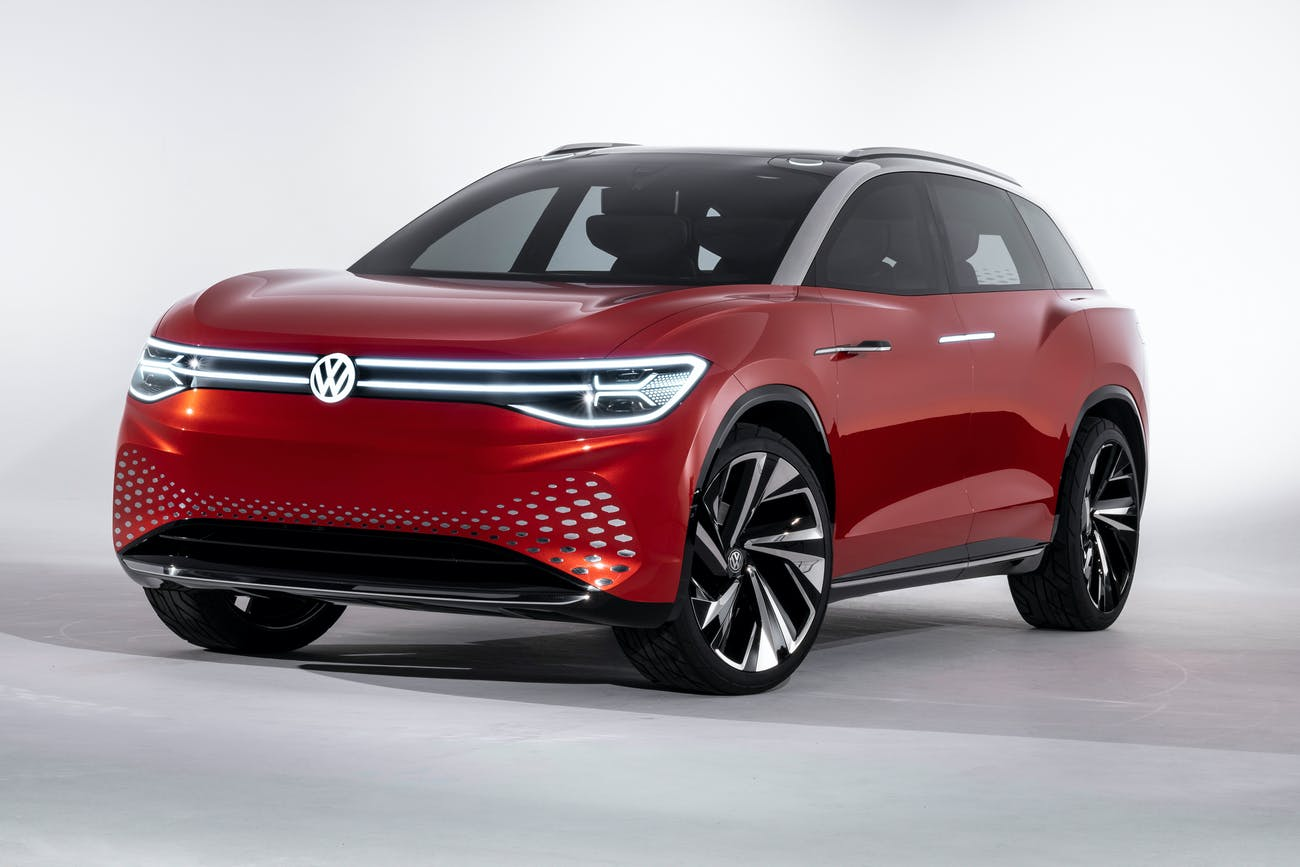 ID Roomzz: Volkswagen Unveiled an Autonomous SUV With Lounge