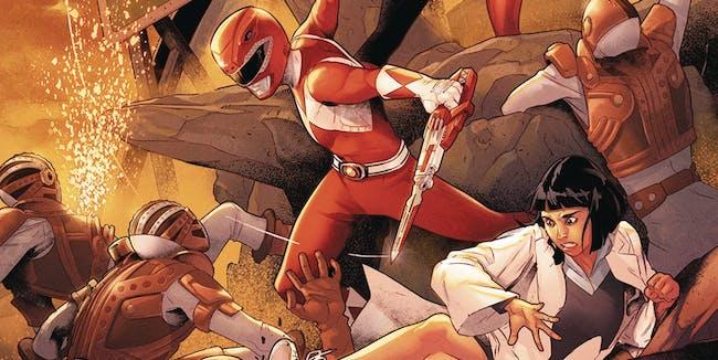 Power Rangers Shattered Grid BOOM!