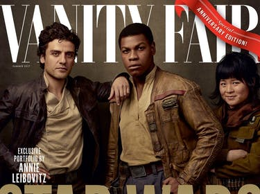 New 'Last Jedi' Covers Show Off Characters' Updated Looks