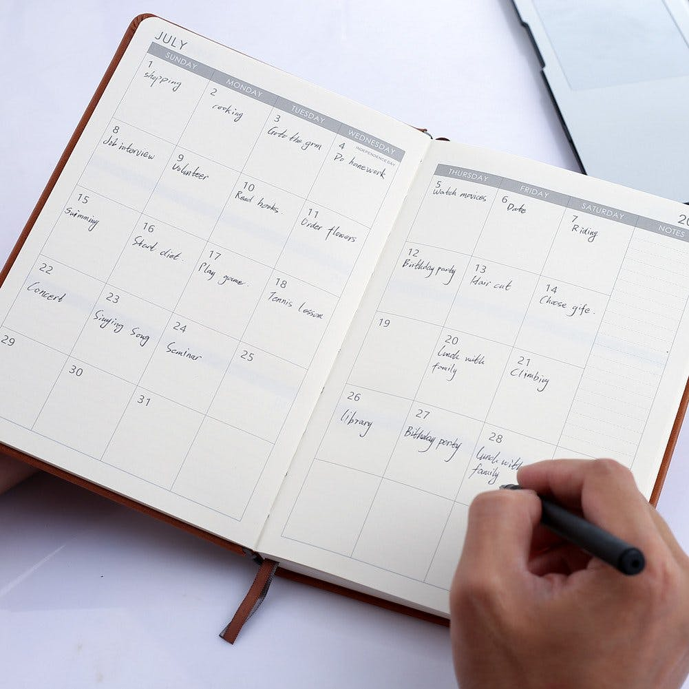 3 Planners That'll Actually Inspire You to Get Your Life in Order