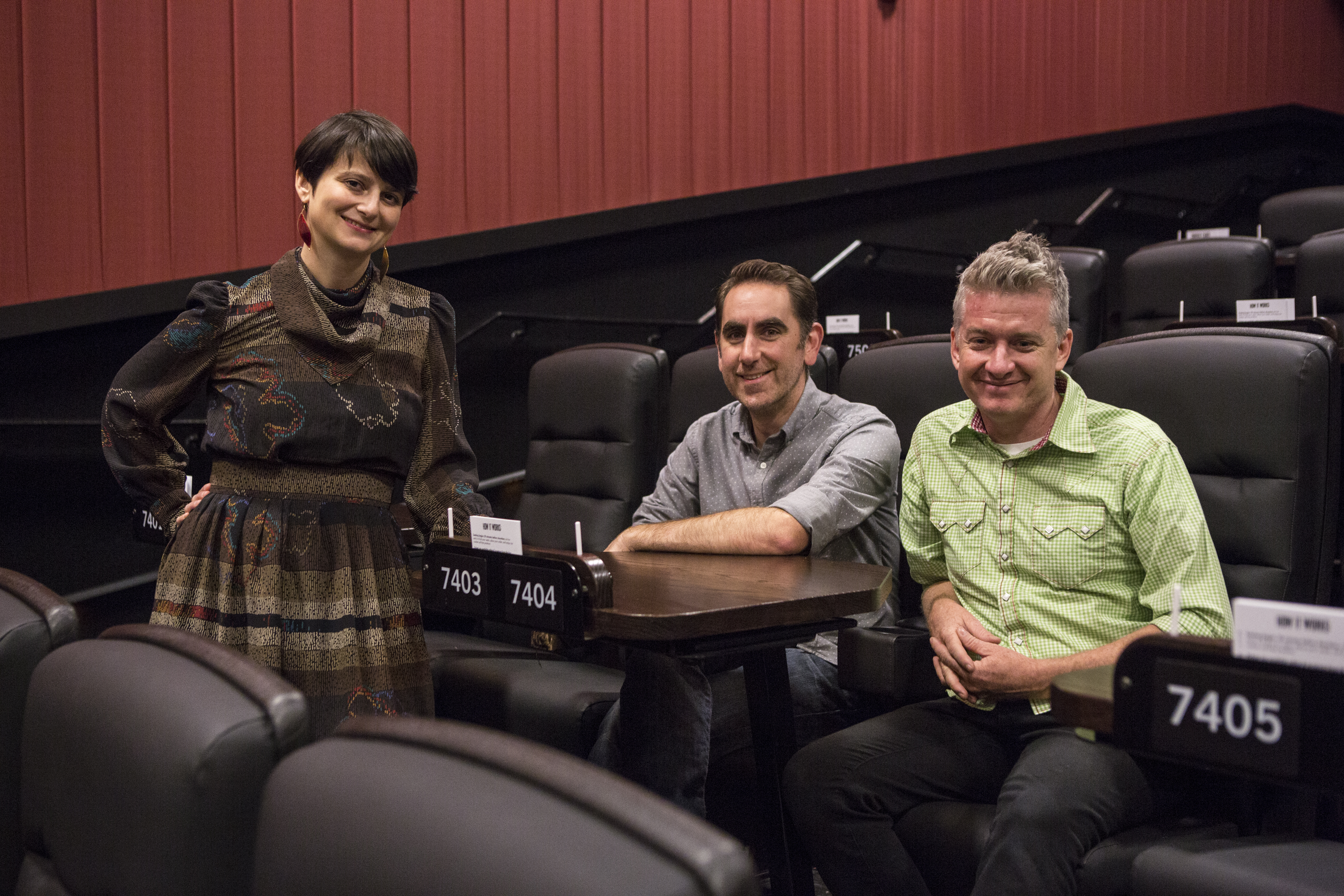 The team behind the Brooklyn Alamo Drafthouse