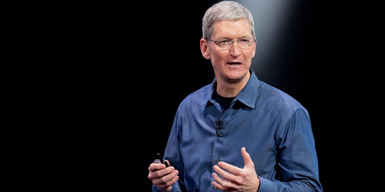 No se quiere un híbrido de Mac y iPad según Tim Cook