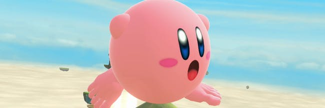 feet kirby mod pink super smash brothers video game foot wii u
