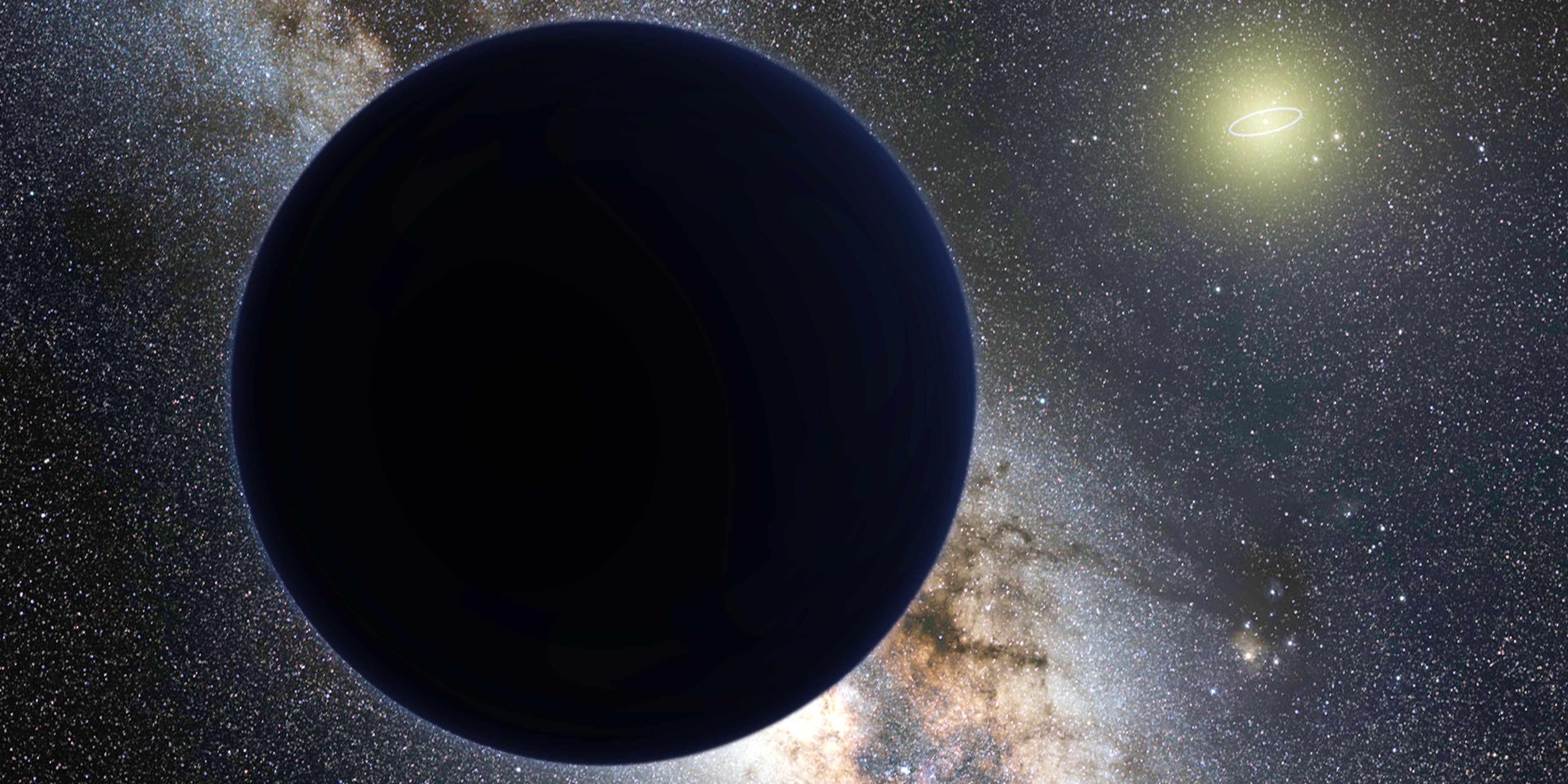 Astronomers Think Mysterious Planet Nine Gave the Solar ...
