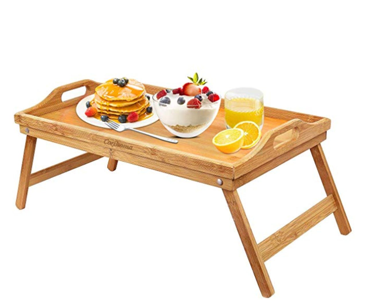tray, homegoods, gifts, Valentine's Day, bed, love, couples, breakfast, coffee, tea