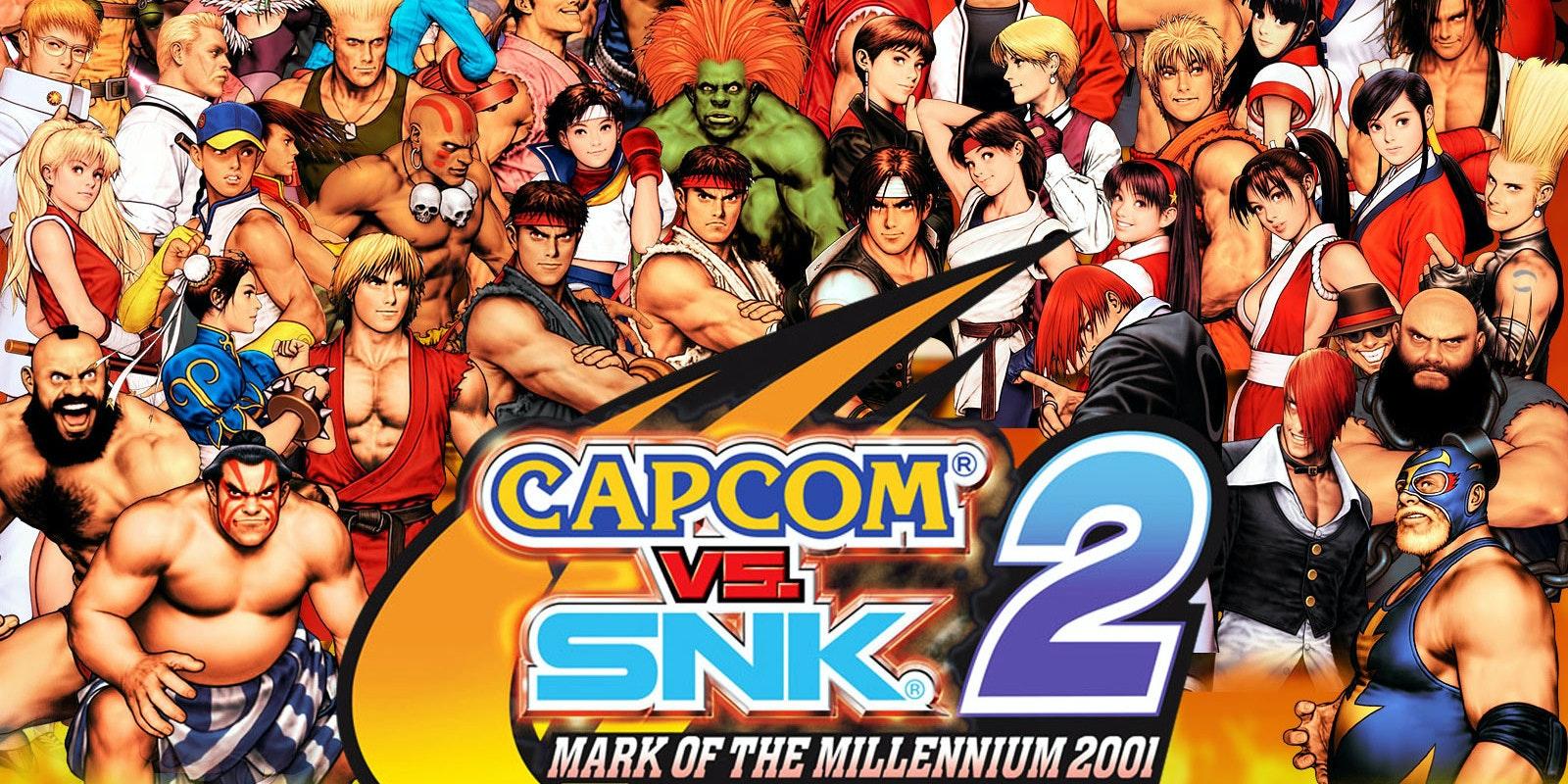 Bringing Back 'Capcom vs. SNK'...