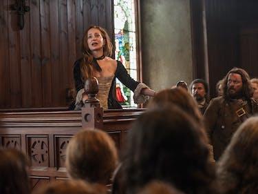 Why Geillis Needs to Dominate 'Outlander' Season 3