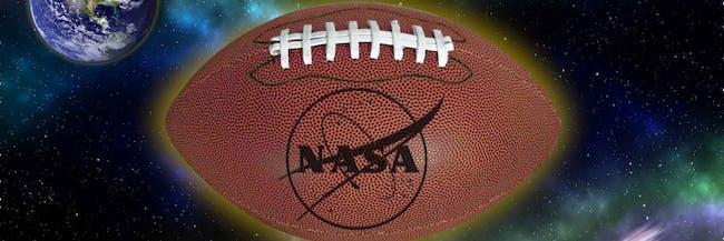 nasa football