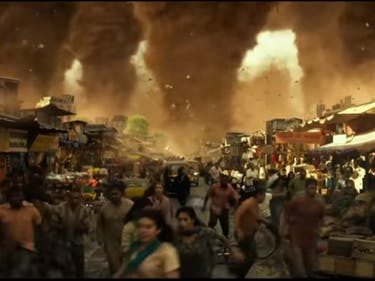 'Geostorm' Trailer Makes 'The Day After Tommorrow' Look Peaceful