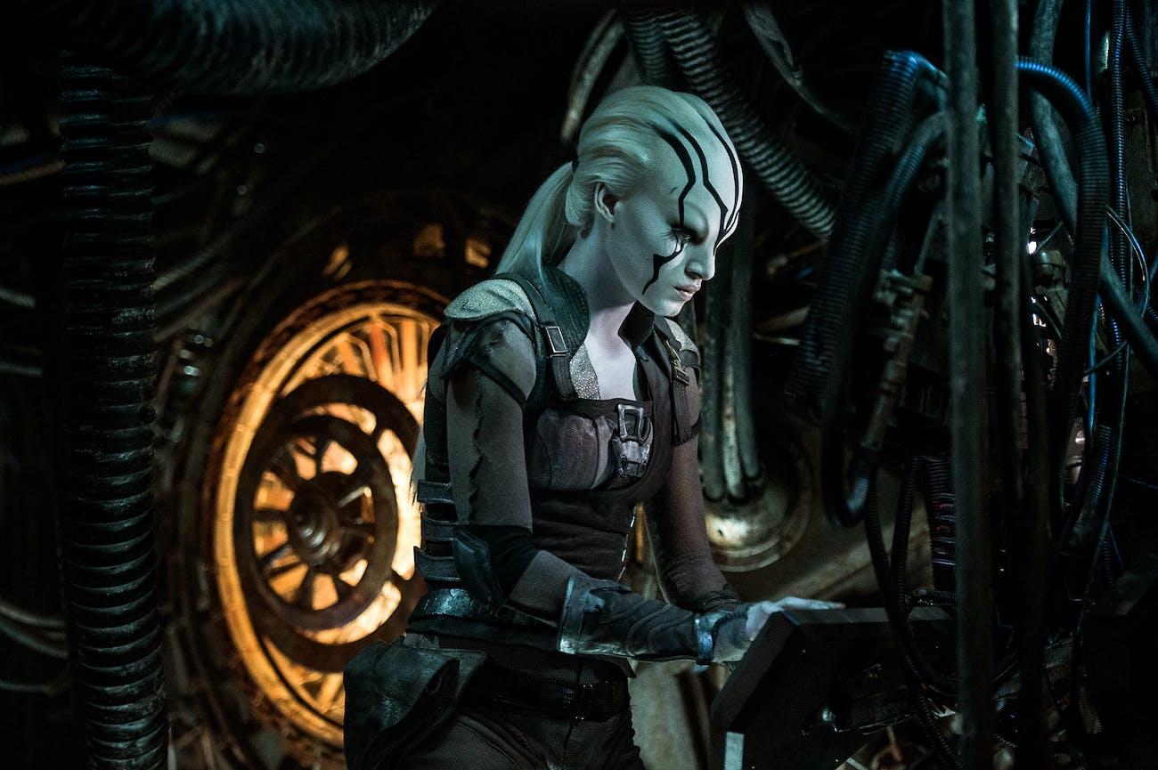 Star Trek Beyond Joel Harlow Makeup aliens