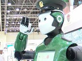 This Robot Just Joined the Dubai Police