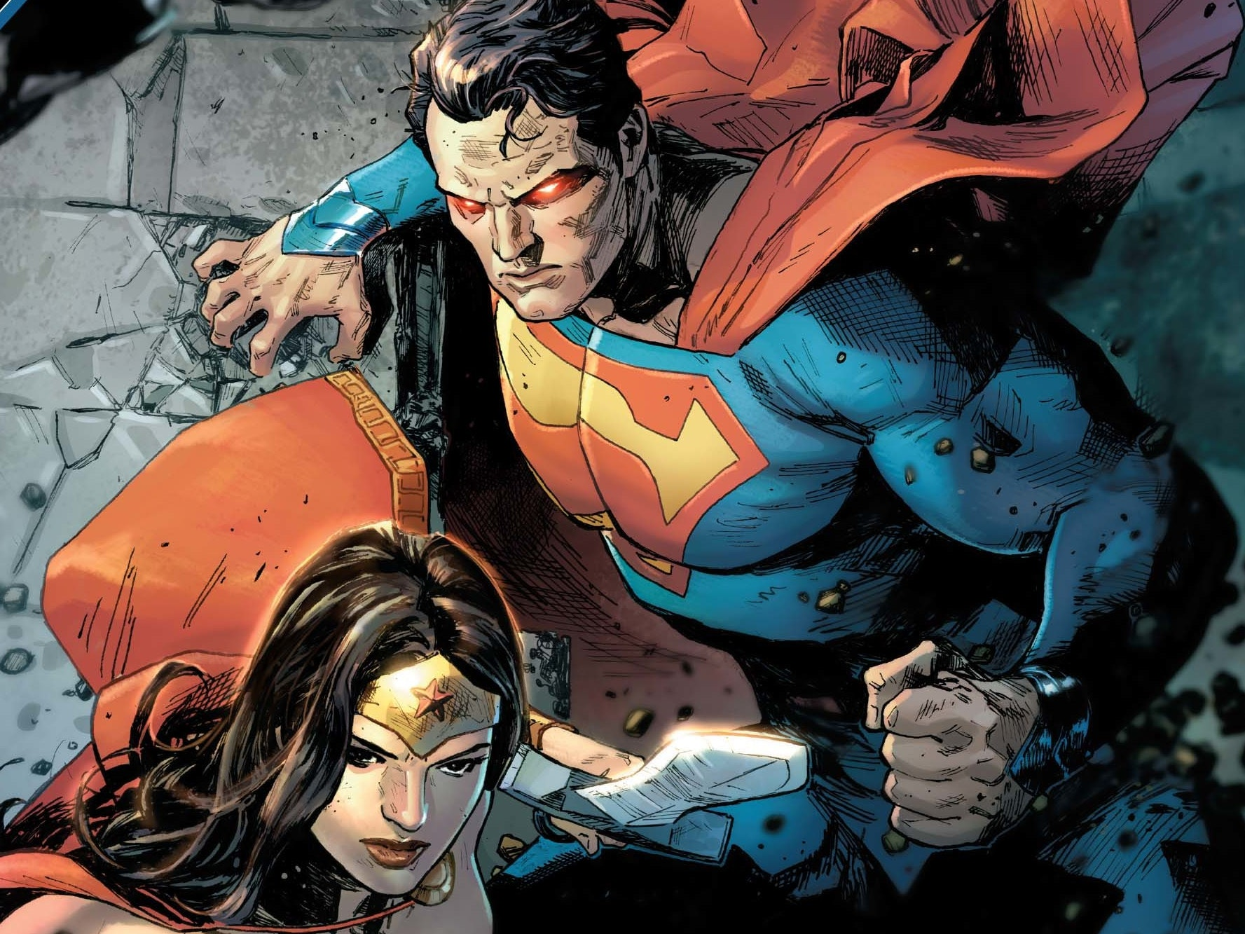 Superman Has a New Priority in DC's 'Action Comics' #960