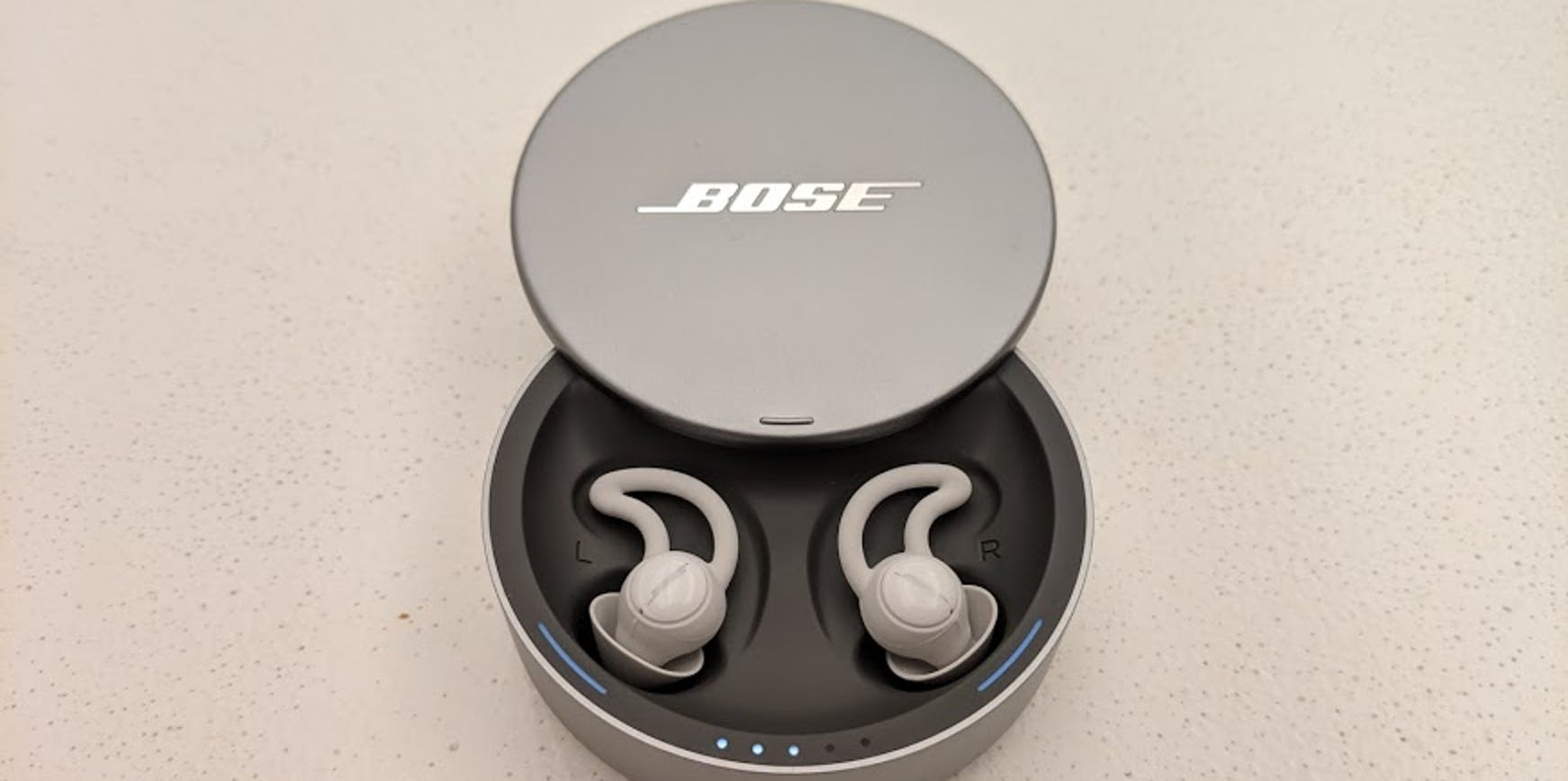 6e6a78cafd4 Sleep Tech: 4 Things You Only Learn by Using Bose's Sleep Buds for a Week |  Inverse