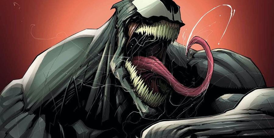 Cover for Marvel Comics Venom #1