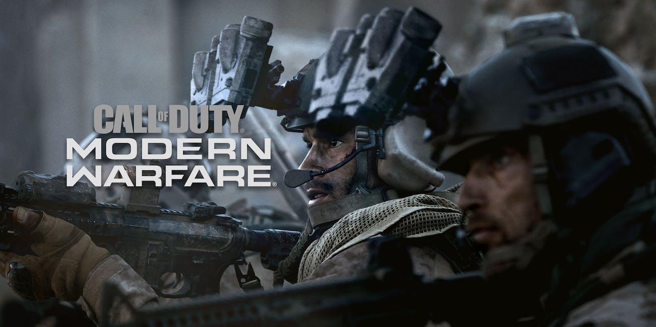 call of duty modern warfare live action