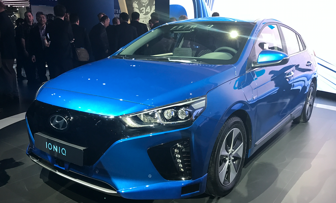 hyundai s ioniq electric car is trying out the subscription model rh inverse com