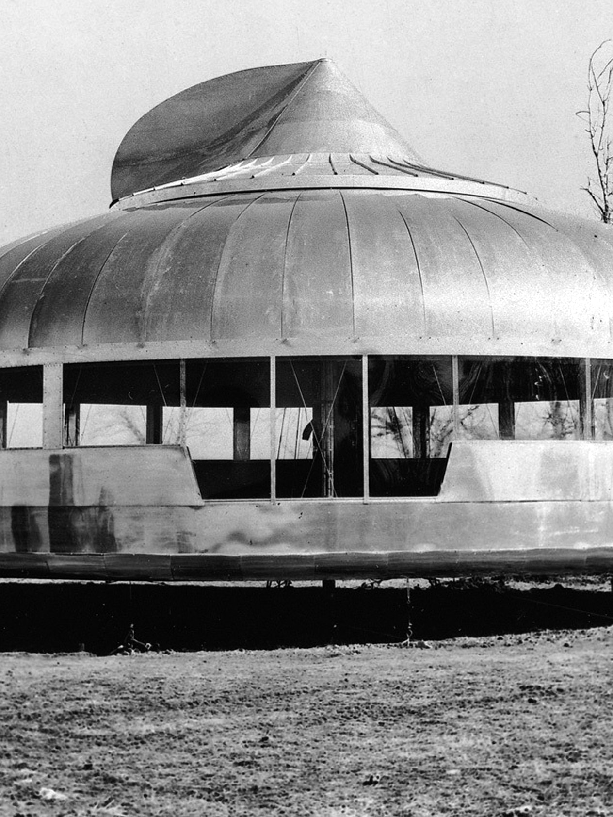 Forget Geodesic Domes Buckminster Fuller 39 S Dymaxion House
