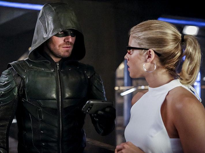 Killing the 'Olicity' Ship Saved 'Arrow' Season 5