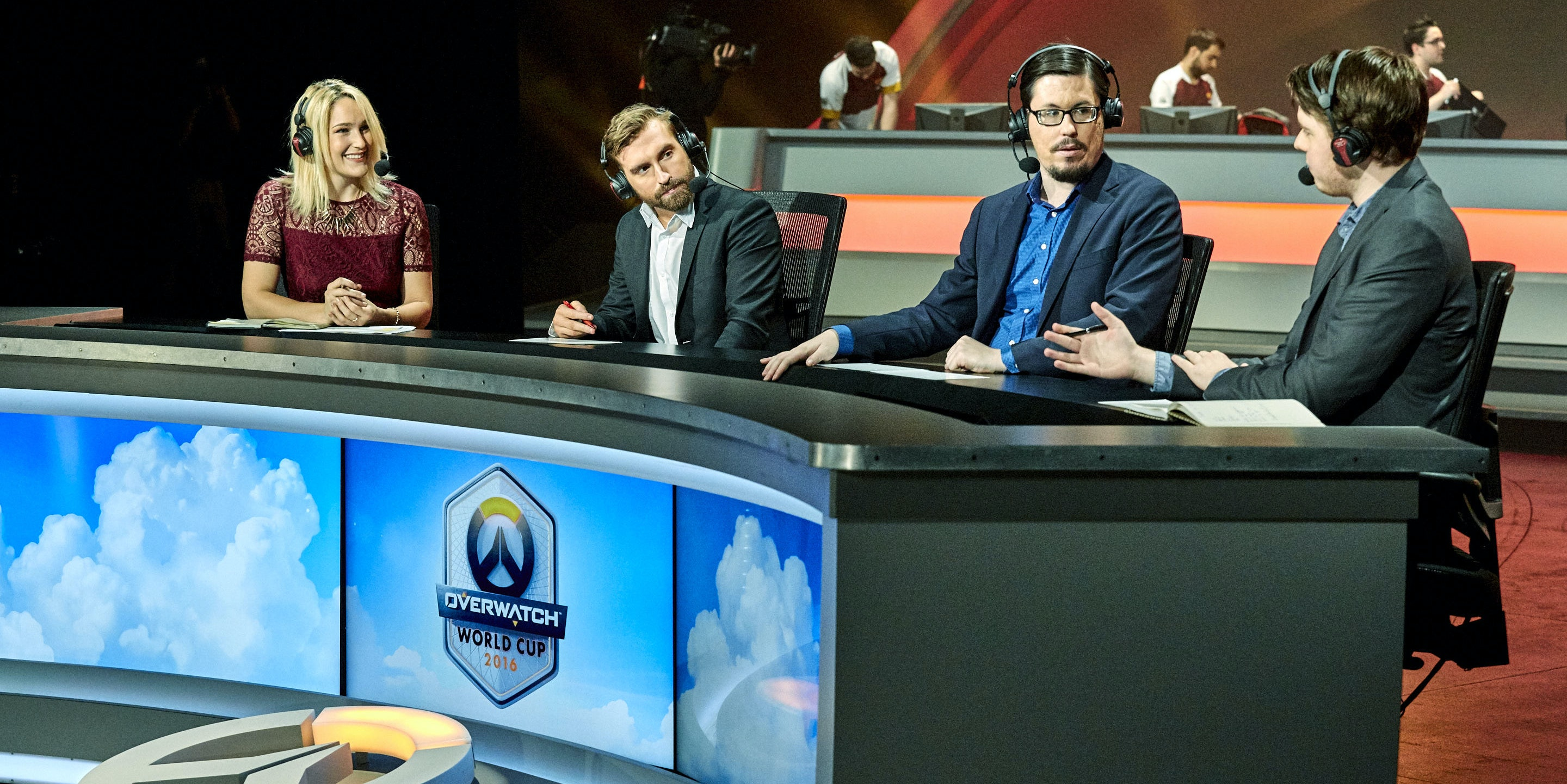 When we talk about esports, we're talking about a whole ecosystem.