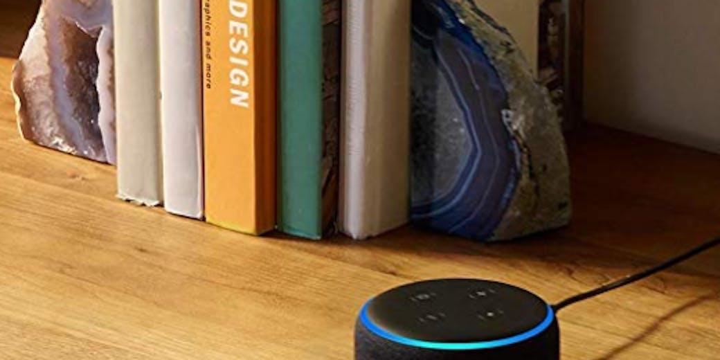 echo dot, smart speakers, alexa