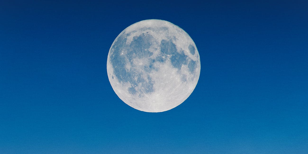 Seasonal Blue Moon: This Weekend's Blue Moon Will Be the