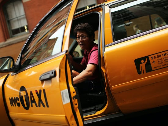 Uber Could Replace Every Single NYC Taxi With Far Fewer Cars