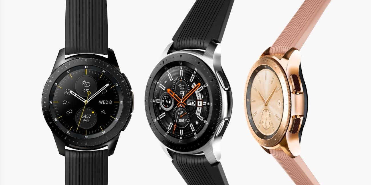 galaxy watches