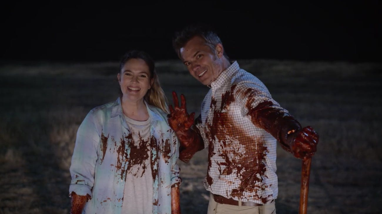 'Santa Clarita Diet' gets bloody