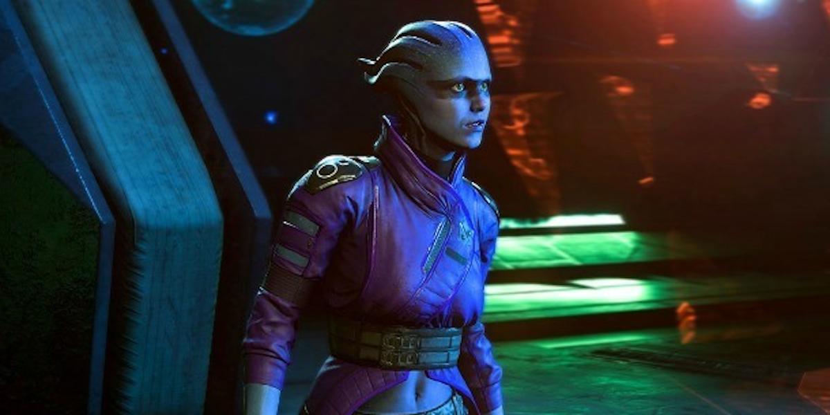 Peebee - Mass Effect: Andromeda Wiki