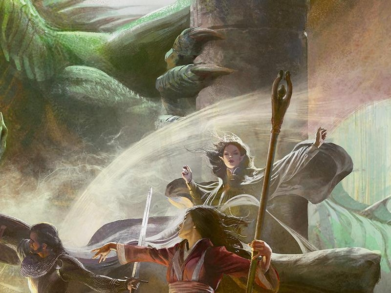 How to Start a 'Dungeons & Dragons' Group