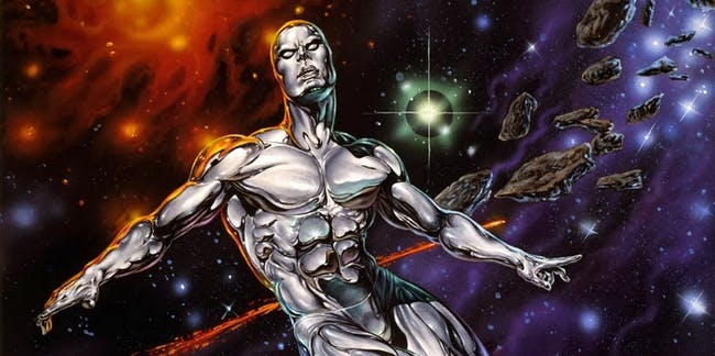 Silver Surfer Movie